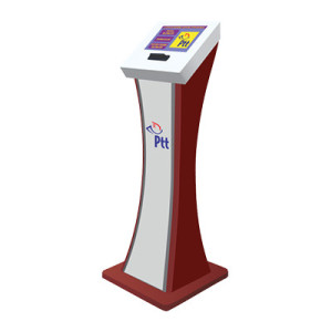 QP TouchX-10 Kiosk